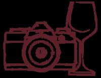 Photo&Wine Logo